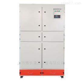 三相电自动脉冲反吹柜式工业吸尘器