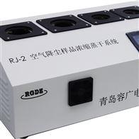 RGJ-4降尘样品的全自动浓缩蒸干系统以及恒重称重