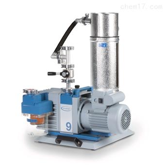 PC 3 / RZ 9 旋片泵真空系统