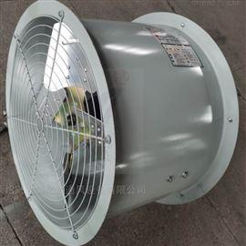 CDZ-5.6/6.3/7.1/8/9/10#超低噪声轴流风机壁式管道防腐防爆玻璃钢