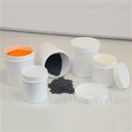 Sampling Systems 8185PGMP EU FDA PP 食品级白色样品瓶