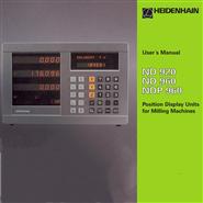 海德汉HEIDENHAIN ND960/NDP960数显表