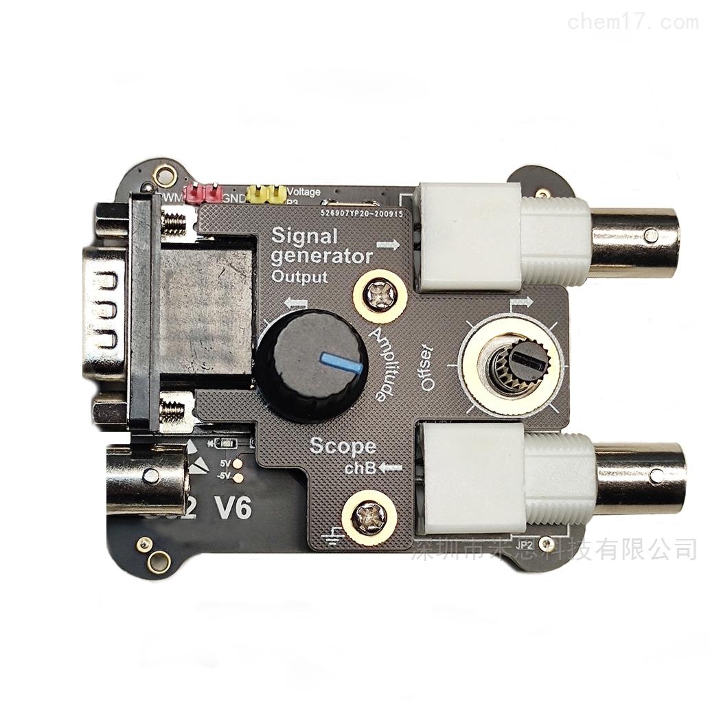 麦创Matrix MOS620 模拟USB示波器