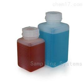 Sampling Sys 8165A-1000EC FDA 1000ml方样品瓶HDPE