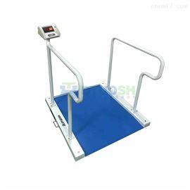 SCS碳鋼面板透析輪椅秤