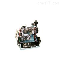 VS系列工程機械發動機解剖模型