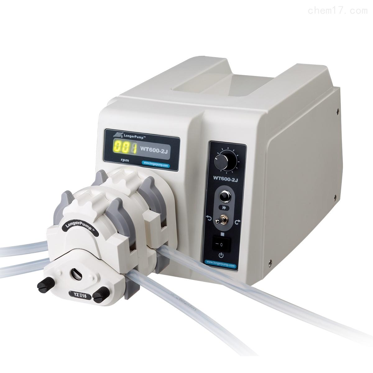 兰格基本型精密蠕动泵 全型号