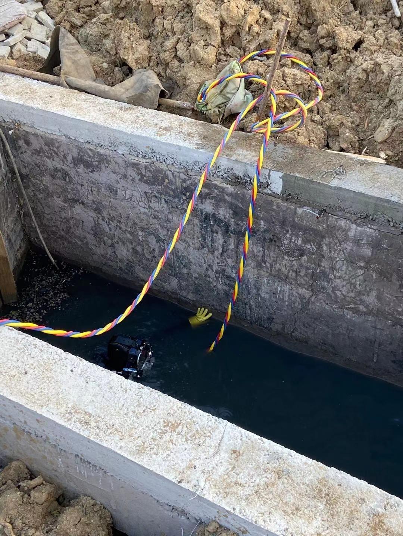 钦州检查井水下封堵公司-实力派水下打捞