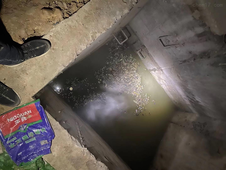 厦门污水井水下封堵施工单位-实力派水下封堵