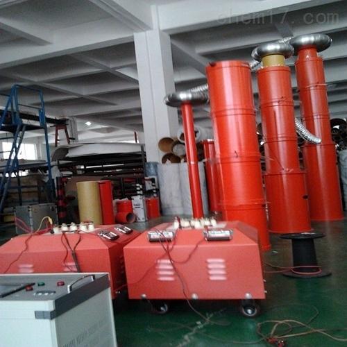 DSE-108kVA/108KV变频串联谐振耐压试验装置