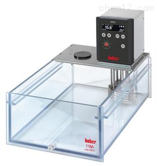 KISS 118A 透明聚碳酸酯加热浴槽 Huber