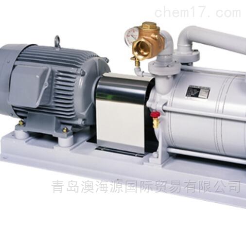 LEH / LEM系列水封真空泵日本KASHIYAMA