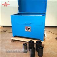 化验室用土壤研磨机三辊四筒棒磨机