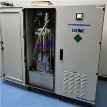 LN30AC英国Noblegen全自动小型实验室液氮发生器