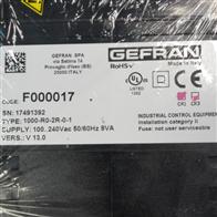 1000-R0-2R-0-1意大利杰佛伦GEFRAN控制器