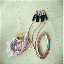 35KV平口螺旋型接地线(母排用)