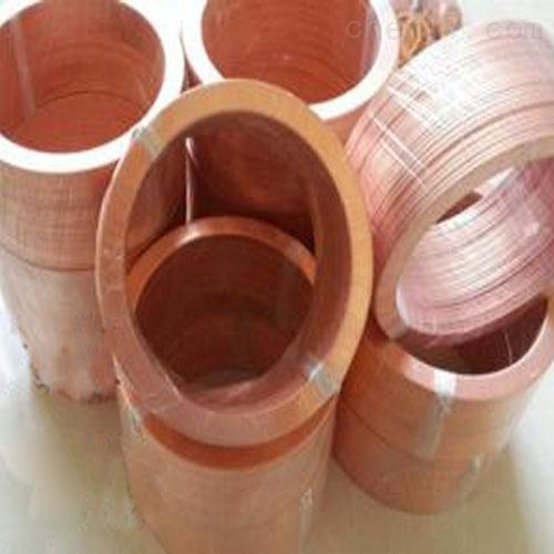 供应 耐高温高压紫铜垫片