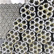 焦化脱硫塔轻瓷梅花环XA-1轻瓷规整填料