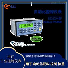 自动化配料控制仪表 防水称重控制显示器