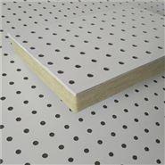 供应硅酸钙穿孔板 5mm穿孔吸音板