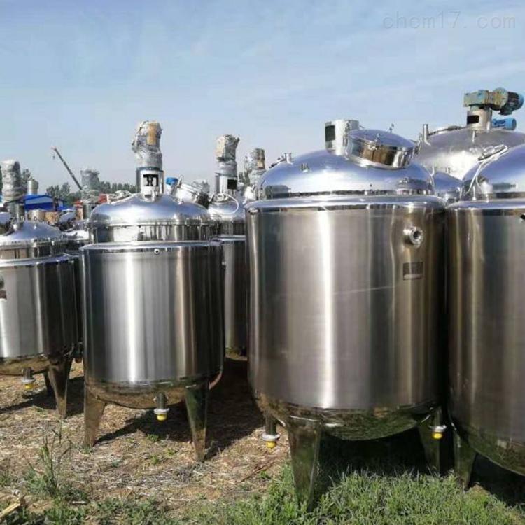 购销5立方不锈钢搅拌罐厂家定做