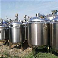 立式304不锈钢双层搅拌罐加工定制