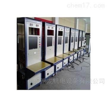 多工位电机定子测试系统