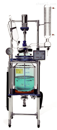 10-50L双层玻璃反应釜(可选防爆型号)