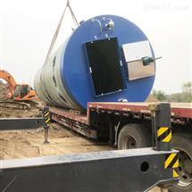 污水泵站天津地埋式一体化雨水泵站厂家