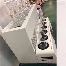 QY-ZL6F体化同时蒸馏萃取仪  水蒸气蒸馏装置