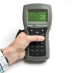HANNA哈纳HI9829多参数水质分析测定仪