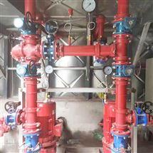 消防泵站安徽BDF装配式抗浮地埋式箱泵一体化