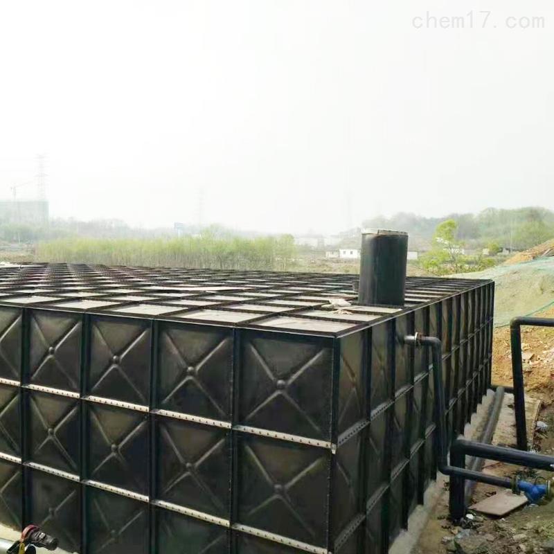 安徽滁州抗浮式地埋消防箱泵一体化厂家