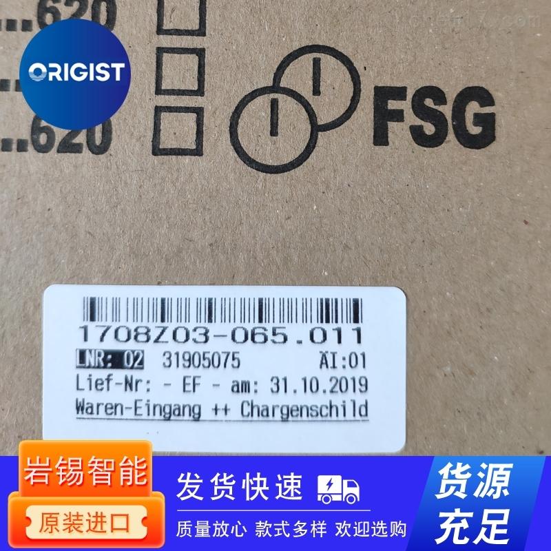 工业仪表FSG电位器电位计