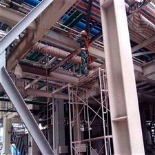 25kg/袋河北非膨脹型鋼結構防火涂料可定制