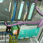 西门子CPU模块上电指示灯不亮当天检修好