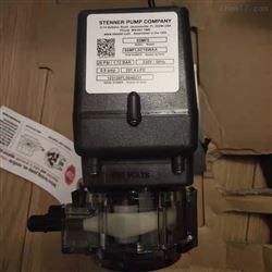 美国STENNER计量泵流量泵