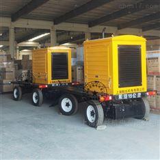 6寸防雨箱式柴油污泥混流泵