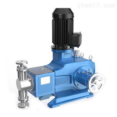 愛力浦不鏽鋼柱塞計量泵J12.5係列