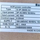 Baiz SCR电力调整器S-3P-38055-3V可控硅