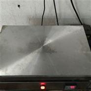 实验室数显电热板 不锈钢加热面板