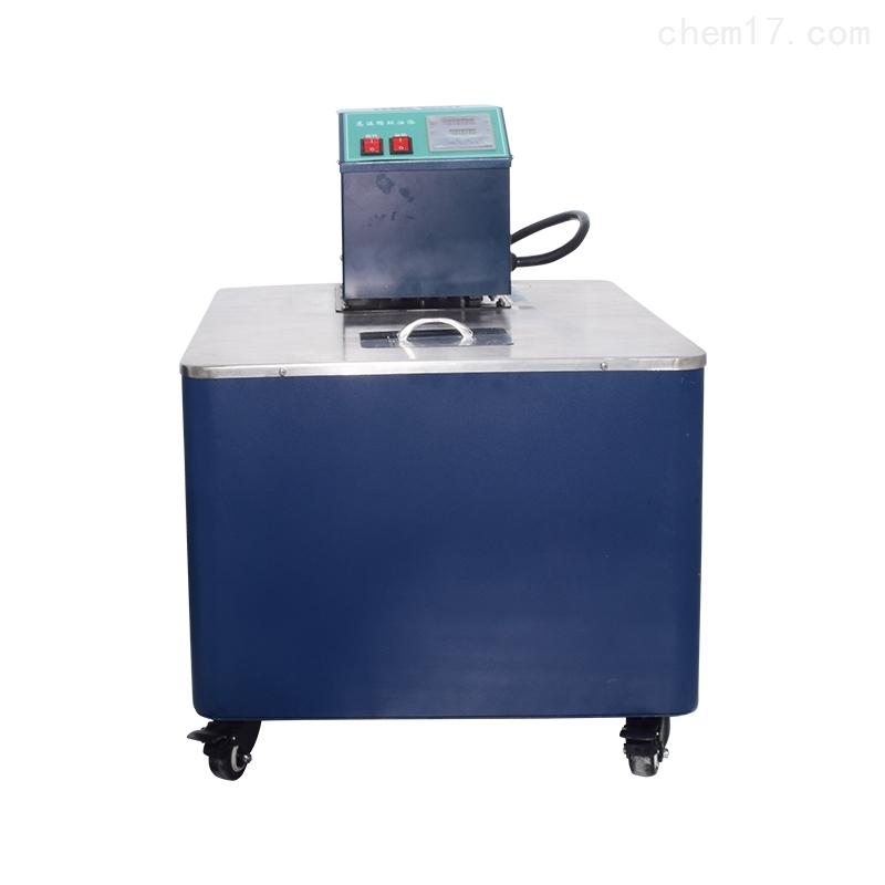 秋佐科技GXY-20L新款高温循环油浴
