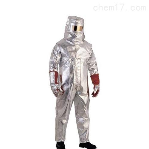 代爾塔402101防金屬噴濺連體隔熱服套裝