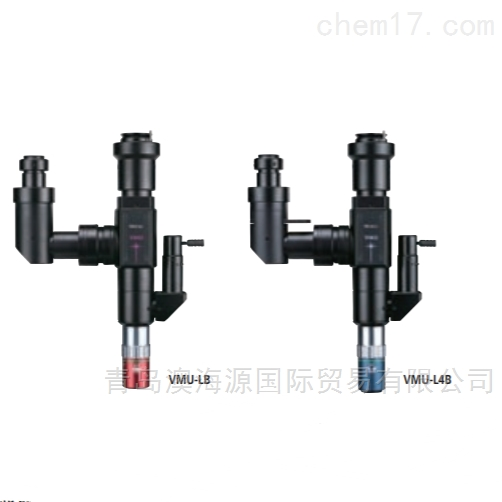 物镜VMU-L4B日本三丰Mitutoyo显微镜VMU-LB