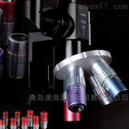 物镜378-724/725日本三丰Mitutoyo显微镜
