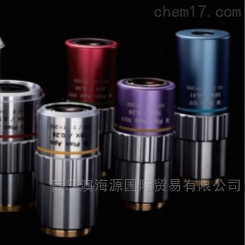 物镜日本三丰Mitutoyo显微镜378-848-3镜头