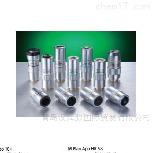 物镜378-825-5三丰Mitutoyo显微镜378-863-5