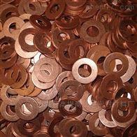 密封各类型号的耐火紫铜垫片