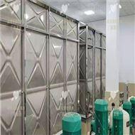 304穩壓增壓不銹鋼拼裝水箱材質要求