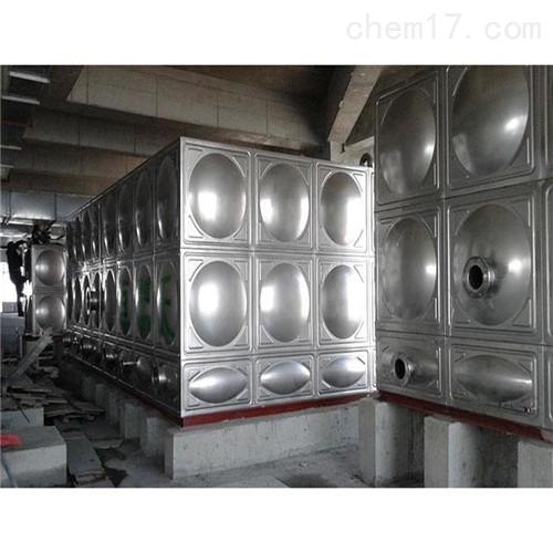 全焊接不锈钢拼装水箱